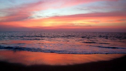 Apus de soare in Goa